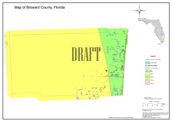 Sinkhole Map Broward County Florida