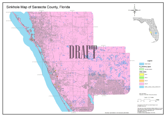 florida sinkholes essay Action, each strand in this guide addresses three florida geological phenomena—aquifers, sinkholes, and springs—that are closely tied to water use in our state additionally.